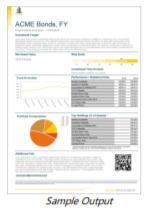 Qlik NPrinting Report